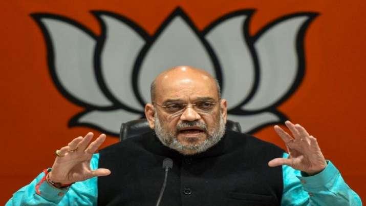 Maharashtra: Without naming Sena, Shah says NDA will get