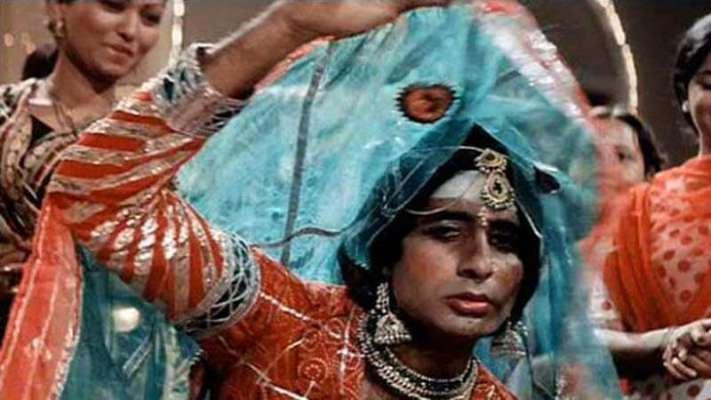 India Tv - Amitabh Bachchan in Laawaris