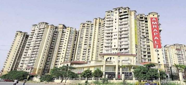 UP government should fund remaining Amrapali projects, not