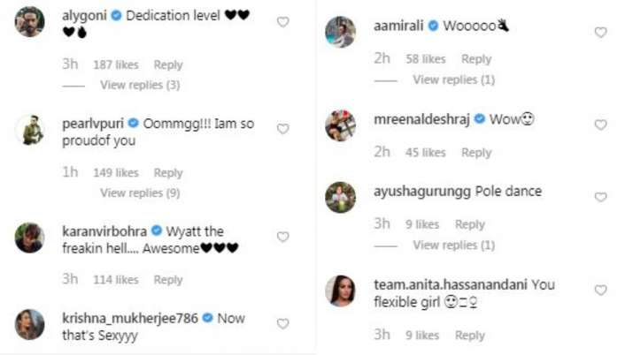 India Tv - Comments on Anita Hassanandani's post
