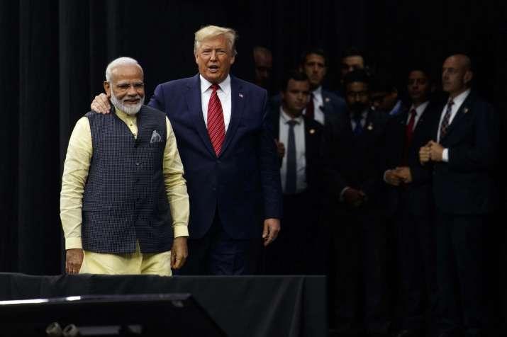 Trump greets 'Happy Birthday' to PM Modi who turned 69 last
