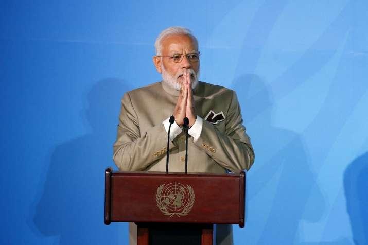 World not doing enough on climate change, warns Modi