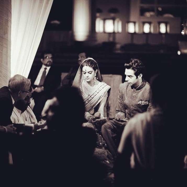 India Tv - Aparshakti Khurana's wedding anniversary picture