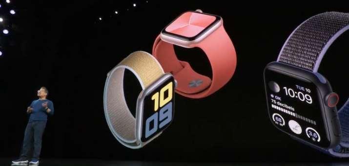 India Tv - Apple watch
