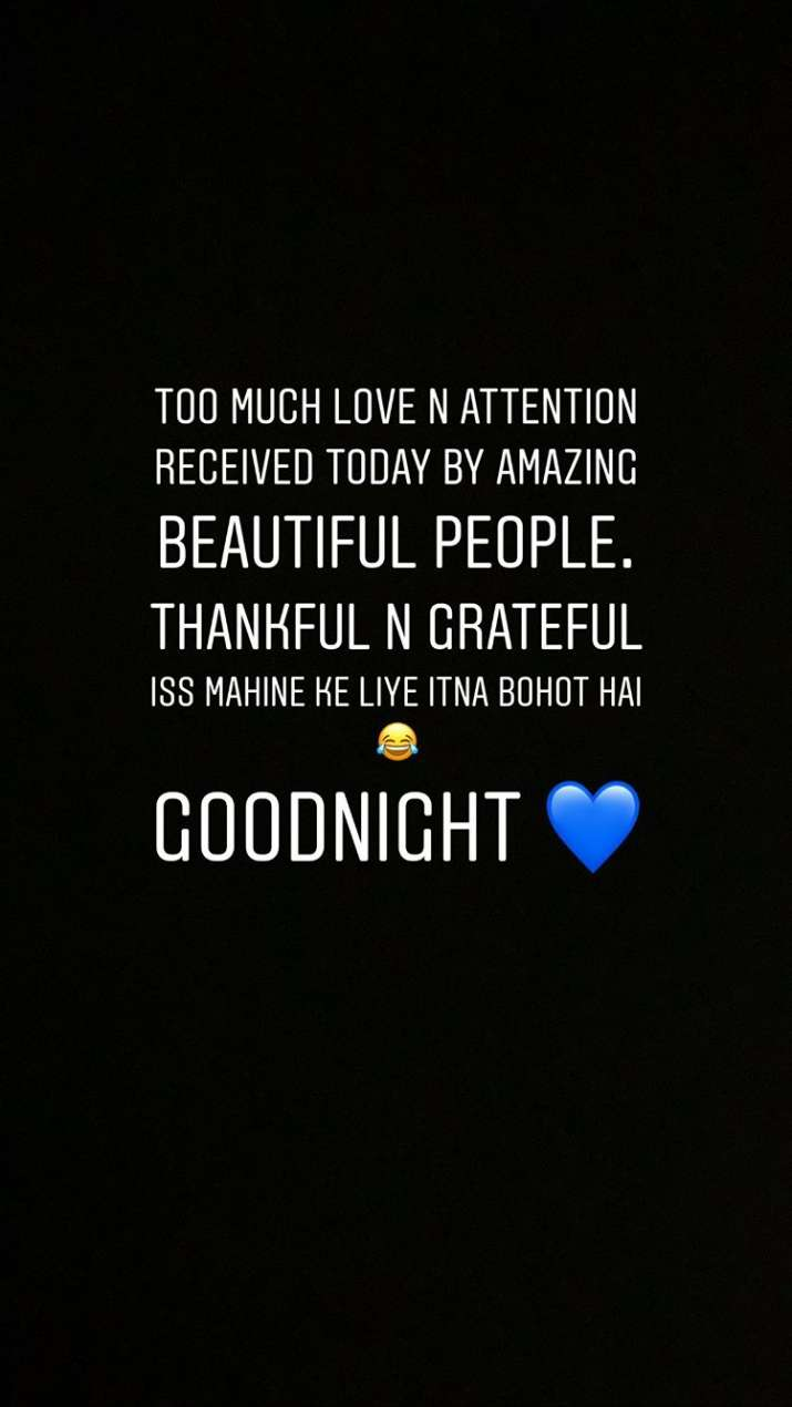 India Tv - Arjit Taneja thanks everyone for all the love