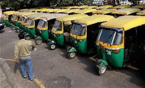 Auto-rickshaw driver challaned Rs 47,000 under new traffic