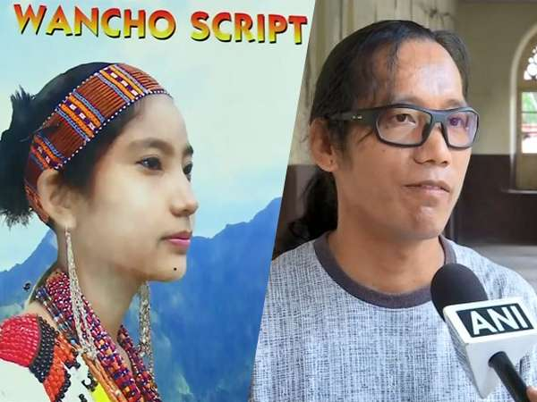 Arunachal man scripts history by creating new alphabet for ancient tribal language