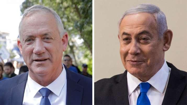 I should be Israel PM in unity govt: Benjamin Netanyahu's