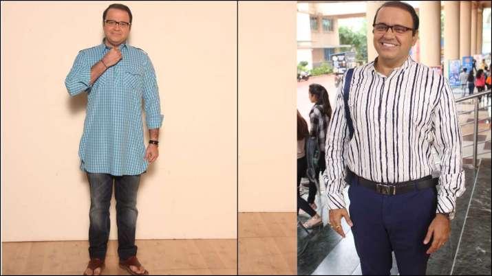 India Tv - Taarak Mehta Ka Ooltah Chashmah: Have you seen Bhide aka Mandar Chandwadkar's surprising transformation?