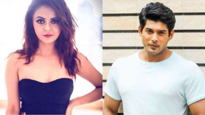 Bigg Boss 13 Devoleena Bhattacharjee And Sidharth Shukla