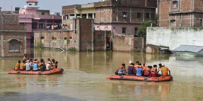 Bihar floods: Heavy rains kill 24, hit life in State; Patna water-logged