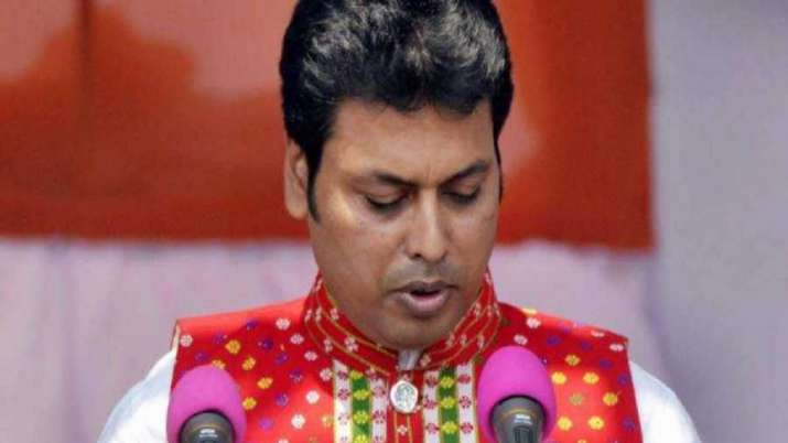 Tripura's bank CD ratio rises 17% in 18 months, to touch national average soon: CM