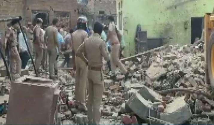 6 killed in firecracker factory blast in UP's Etah