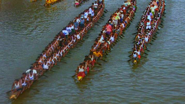 India Tv - Boat Festival in Kerala