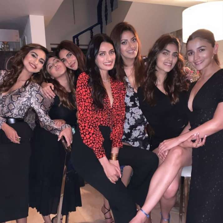 India Tv - Akansha Ranjan Kapoor's birthday party pictures