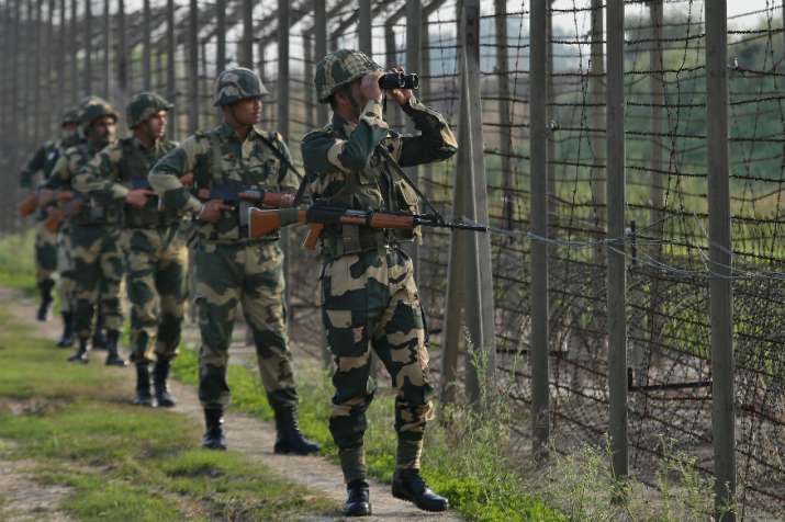Army, BSF sound red alert along LoC, IB in JK against