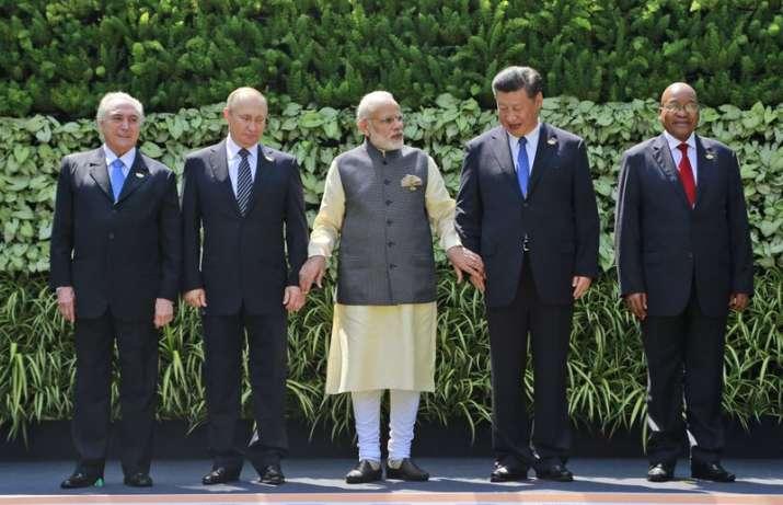 BRICS condemns all forms of terrorism