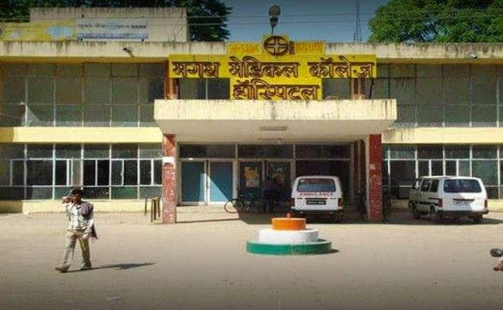 To treat hydrocele, doctors operate upon man's leg in Bihar