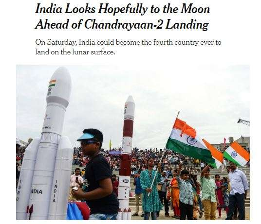 India Tv - New York Times reaction