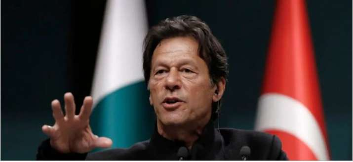 Imran Khan expresses Pak's resolve to stand with Saudi