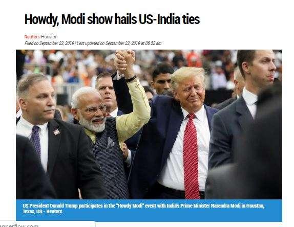 India Tv - Khaleej Times