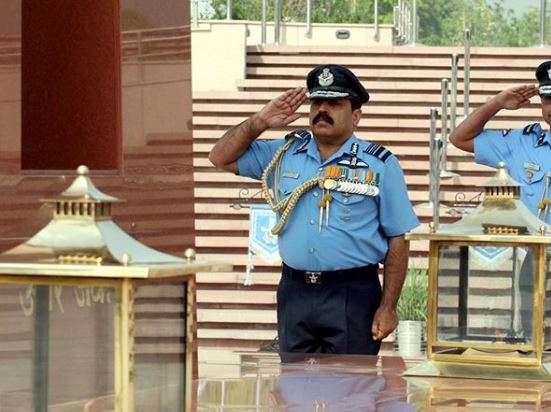 Air Marshal RKS Bhadauria takes over as IAF Chief
