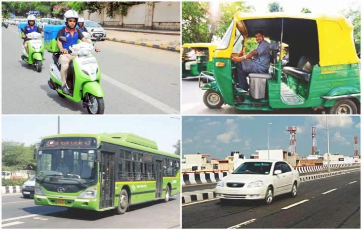 'Delhi is first state to have 95 pc CNG-powered industries'