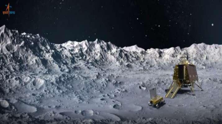 India Tv - Chandrayaan-2: ISRO, orbiter, lander, rover indulge in 'banter' ahead of touchdown