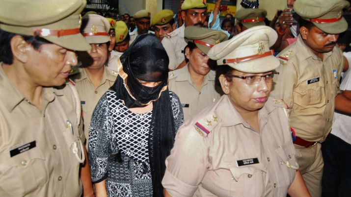 Court denies bail plea of law student who accused Chinmayanand of rape