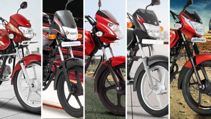 Top 5 bikes you can buy under Rs 50,000