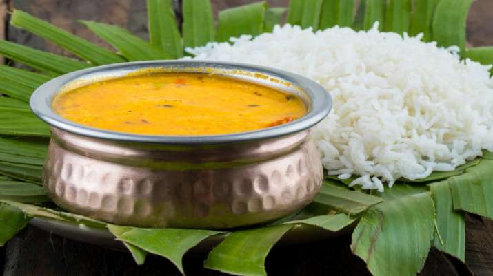 India Tv - Eat Dal Chawal for dinner and still lose weight, here's how