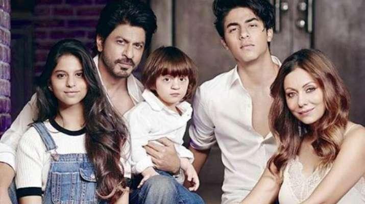 India Tv - SRK family