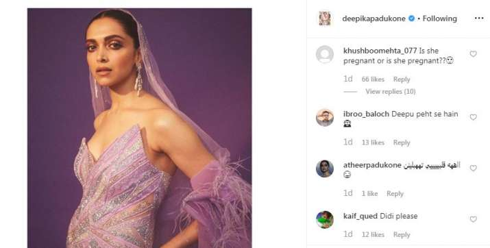 India Tv - deepika padukone instagram Deepika and Ranveer tied the knot in Italy last year. And since then Deepika has always expressed her desire to become a mother and have a child.