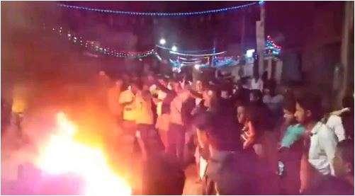 DK Shivakumar arrest: Protests in Kanakapura, Karnataka