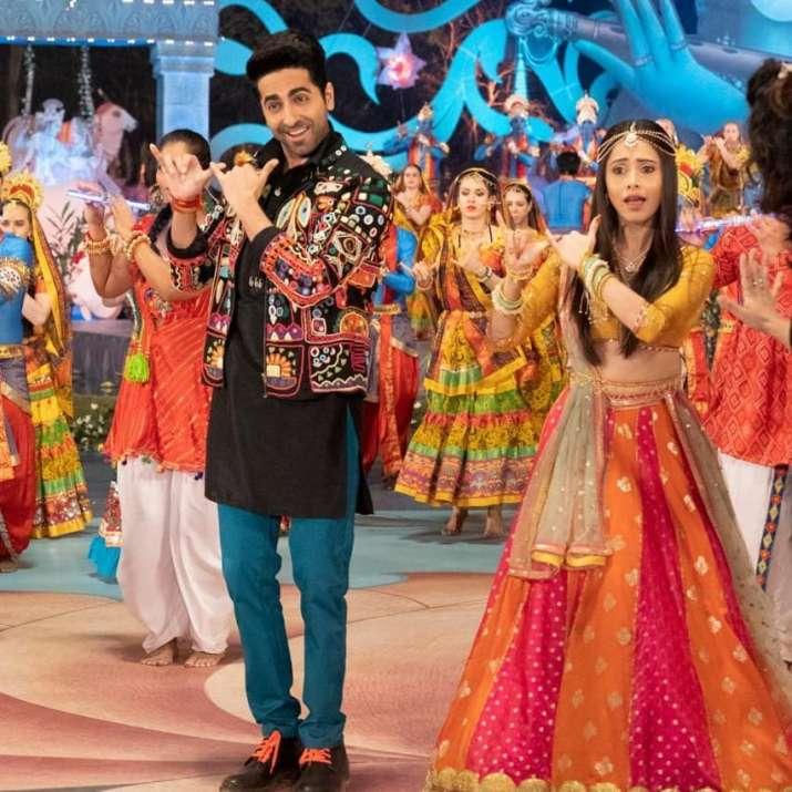 India Tv - Ayushmann Khurrana, Nushrat Bharucha's Dream Girl crosses 100 cr