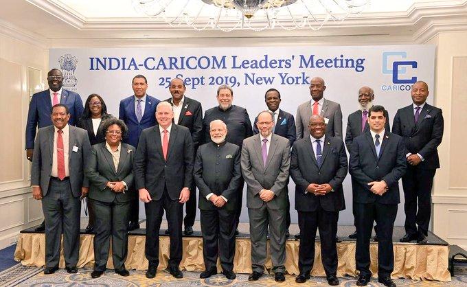 First ever India-Caricom summit: PM Modi announces $14