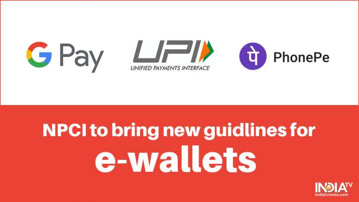 Govt is planning to bring new guidelines regulating digital payments like UPI based e-wallets