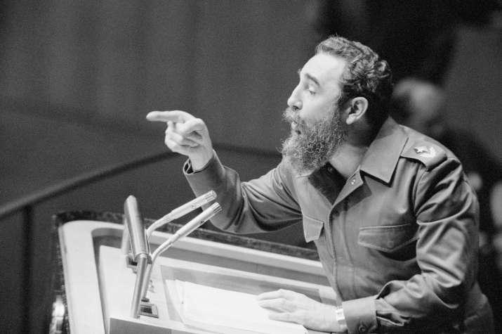 India Tv - Fidel Castro (1960)