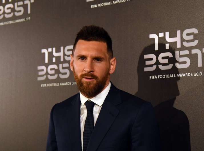FIFA denies foul play in Lionel Messi winning World Player award