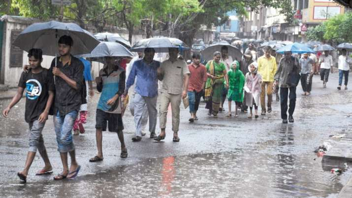 Heavy rains in north Gujarat, IMD predicts more showers