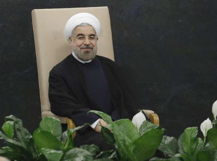 India Tv - Iranian President Hassan Rouhani