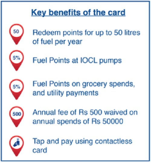India Tv - HDFC launches 'Fuel Credit Card'; users to get 50 litres petrol-diesel free
