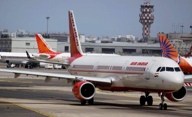 Air India's Boeing plane to Toronto to sport a new look