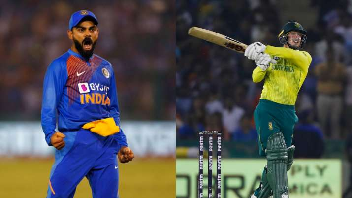 India vs South Africa, 3rd T20I: Weather Forecast in Bengaluru and probable playing XI