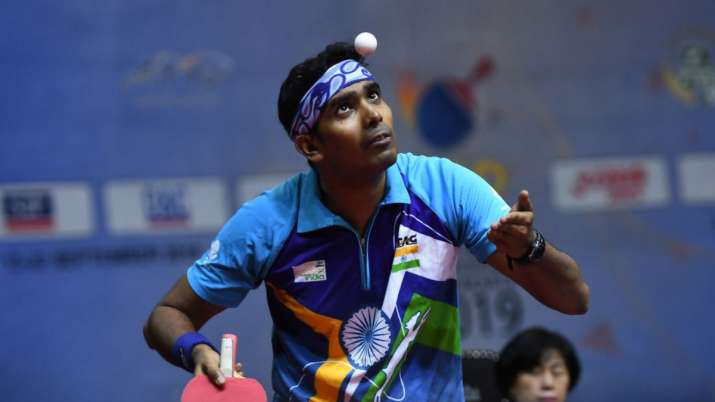 india table tennis