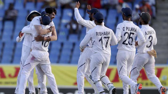 India start home leg of World Test Championship with SA