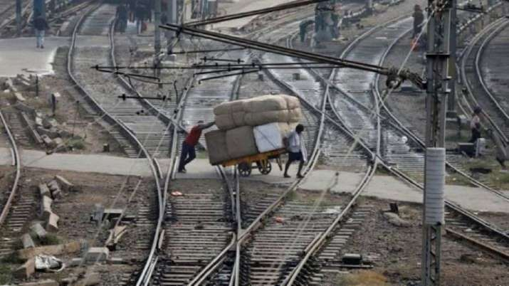 Decks cleared for two rail lines in Haryana