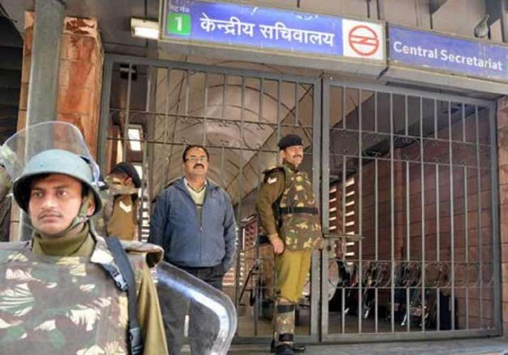 CISF secures crores in cash, valuables left by Delhi Metro