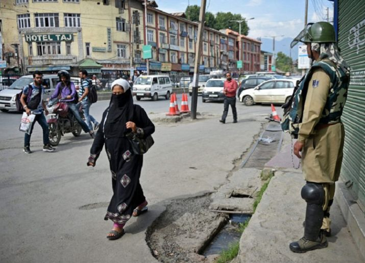 Normalcy returning in Jammu and Kashmir