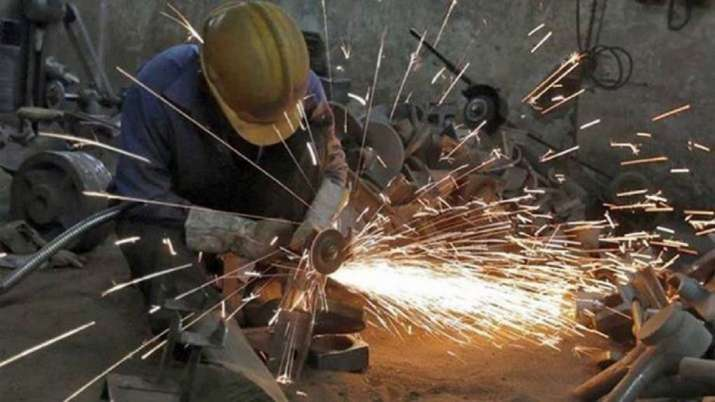 Industrial output rises 4.3 per cent in July
